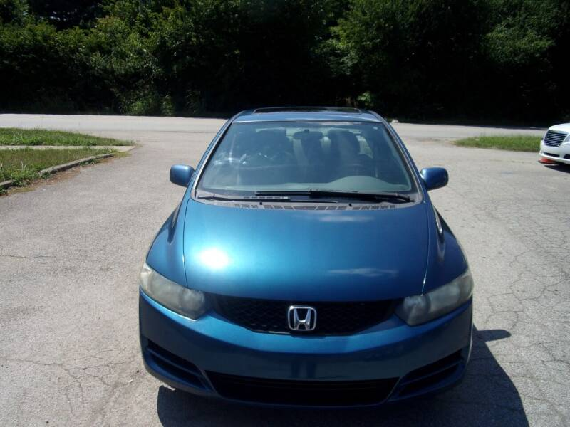 2010 Honda Civic for sale at Auto Sales Sheila, Inc in Louisville KY