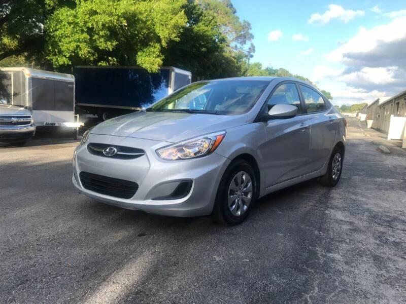 2017 Hyundai Accent for sale at Nelivan Auto in Orlando FL