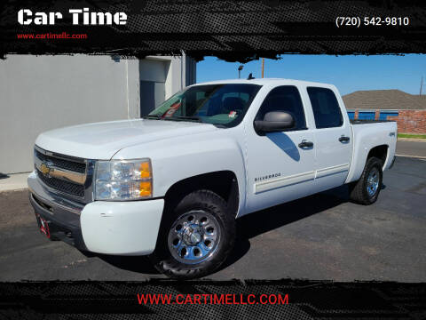 2010 Chevrolet Silverado 1500 for sale at Car Time in Denver CO