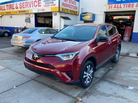 2018 Toyota RAV4 for sale at US Auto Network in Staten Island NY