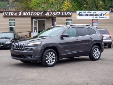 2014 Jeep Cherokee for sale at Ultra 1 Motors in Pittsburgh PA