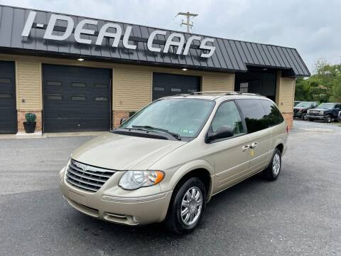 2007 Chrysler Town and Country for sale at I-Deal Cars in Harrisburg PA