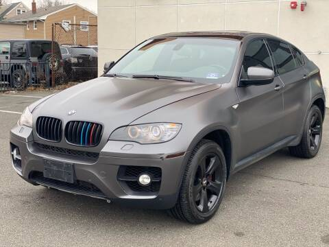 2010 BMW X6 for sale at MAGIC AUTO SALES in Little Ferry NJ