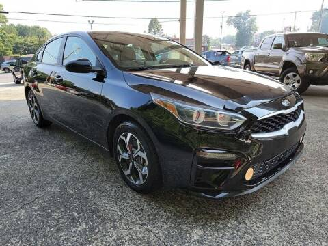 2019 Kia Forte for sale at McAdenville Motors in Gastonia NC