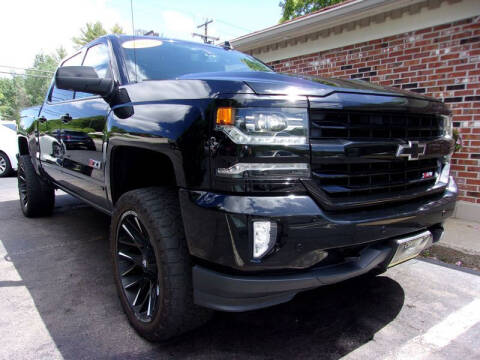 2018 Chevrolet Silverado 1500 for sale at Certified Motorcars LLC in Franklin NH