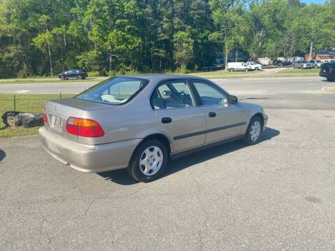 2000 Honda Civic for sale at CVC AUTO SALES in Durham NC