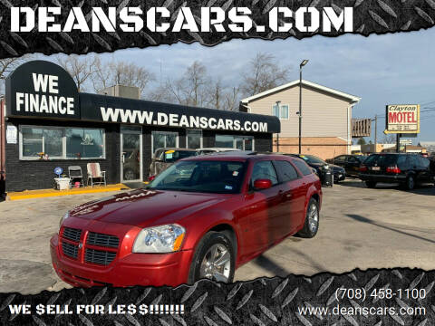 2005 Dodge Magnum for sale at DEANSCARS.COM in Bridgeview IL