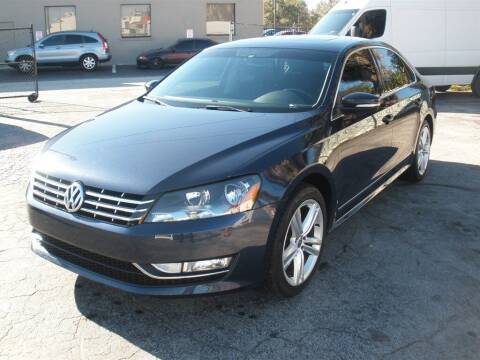 2014 Volkswagen Passat for sale at Priceline Automotive in Tampa FL
