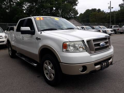 2007 Ford F-150 for sale at Import Plus Auto Sales in Norcross GA