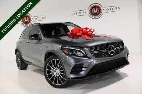 2017 Mercedes-Benz GLC for sale at Unlimited Motors in Fishers IN