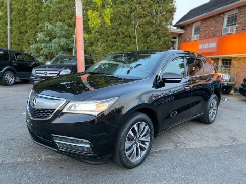 2016 Acura MDX for sale at The Car House in Butler NJ