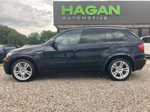 2012 BMW X5 M for sale at Hagan Automotive in Chatham IL