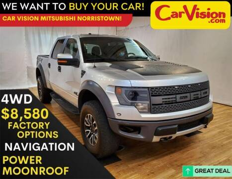 2014 Ford F-150 for sale at Car Vision Mitsubishi Norristown in Trooper PA
