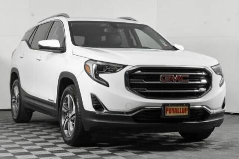 2019 GMC Terrain for sale at Washington Auto Credit in Puyallup WA