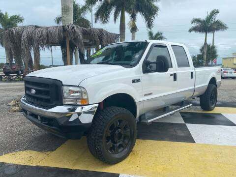 2004 Ford F-350 Super Duty for sale at D&S Auto Sales, Inc in Melbourne FL