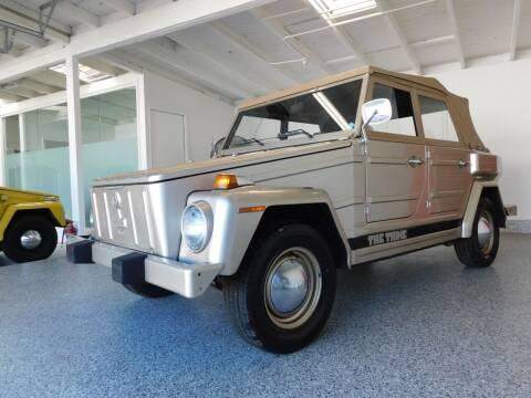 1974 Volkswagen Thing for sale at Milpas Motors in Santa Barbara CA
