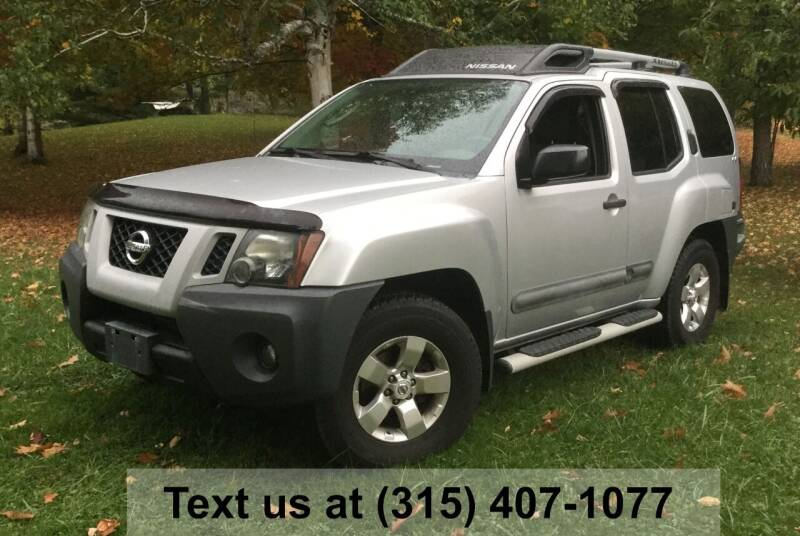 2011 Nissan Xterra for sale at Pete Kitt's Automotive Sales & Service in Camillus NY