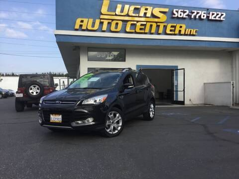 2014 Ford Escape for sale at Lucas Auto Center in South Gate CA