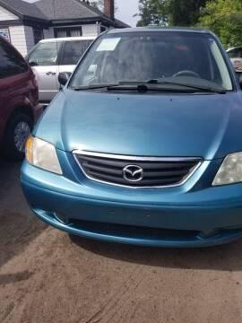 2000 Mazda MPV for sale at Palmer Automobile Sales in Decatur GA