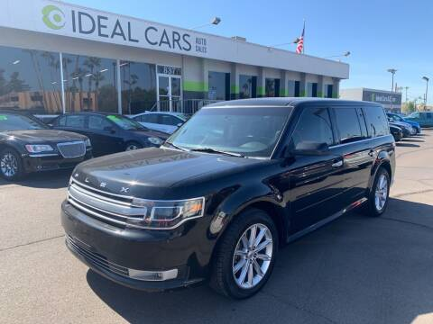 2013 Ford Flex for sale at Ideal Cars East Mesa in Mesa AZ