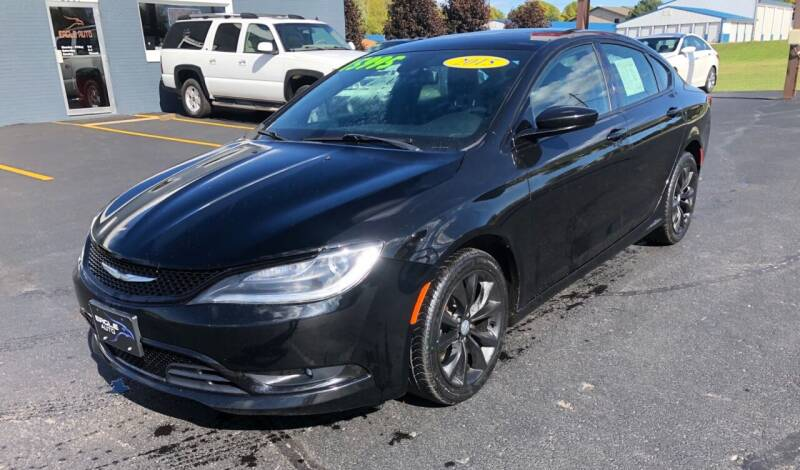 2015 Chrysler 200 for sale at Eagle Auto LLC in Green Bay WI