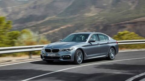 2021 BMW 5 Series for sale at XS Leasing in Brooklyn NY