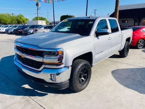 2017 Chevrolet Silverado 1500 for sale at A AND A AUTO SALES in Gadsden AZ