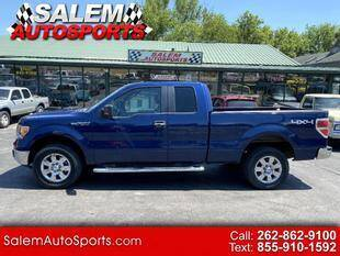 2011 Ford F-150 for sale in Trevor, WI