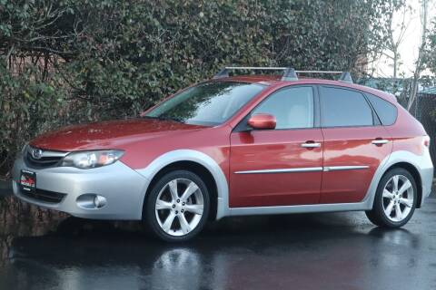 2010 Subaru Impreza for sale at Beaverton Auto Wholesale LLC in Aloha OR