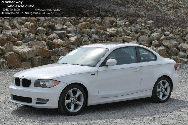 2011 BMW 1 Series for sale in Naugatuck, CT