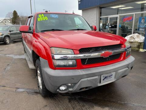 2004 Chevrolet Avalanche for sale at Streff Auto Group in Milwaukee WI