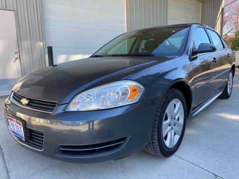 2010 Chevrolet Impala for sale at Prime Auto Sales in Uniontown OH