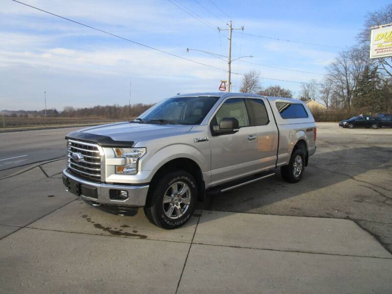 2015 Ford F-150 for sale at Dunlap Motors in Dunlap IL