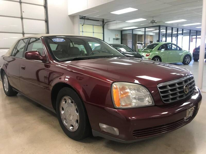 used 2002 cadillac deville for sale carsforsale com used 2002 cadillac deville for sale