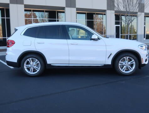 2021 BMW X3 for sale at Southern Auto Solutions - Georgia Car Finder - Southern Auto Solutions - BMW of South Atlanta in Marietta GA