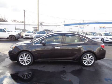 2012 Buick Verano for sale at Cars Unlimited Inc in Lebanon TN
