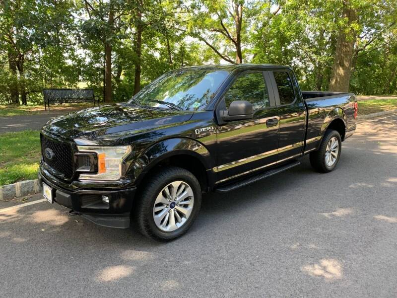 2018 Ford F-150 for sale at Crazy Cars Auto Sale in Jersey City NJ