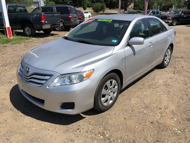 2010 Toyota Camry for sale at Winner's Circle Auto Sales in Tilton NH