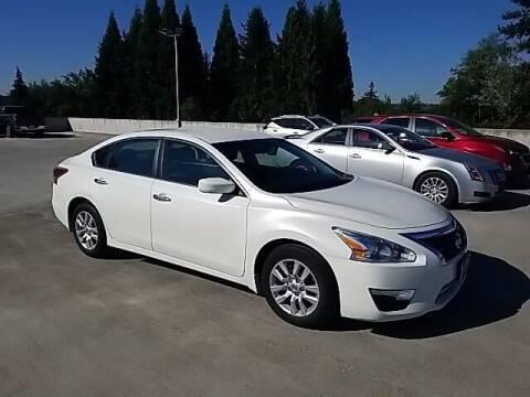2013 Nissan Altima for sale at Washington Auto Credit in Puyallup WA