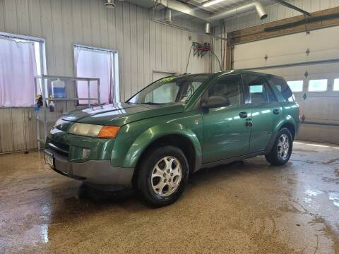 2003 Saturn Vue for sale at Sand's Auto Sales in Cambridge MN