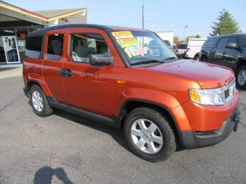 2011 Honda Element for sale at Bull Mountain Auto, Truck & Trailer Sales in Roundup MT