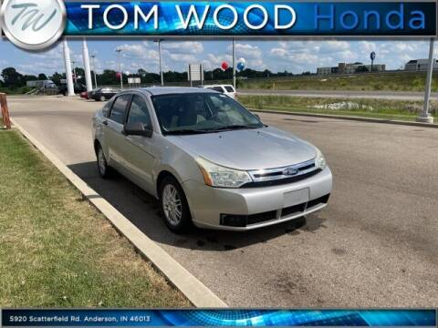2009 Ford Focus for sale at Tom Wood Honda in Anderson IN