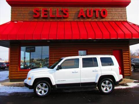 2014 Jeep Patriot for sale at Sells Auto INC in Saint Cloud MN