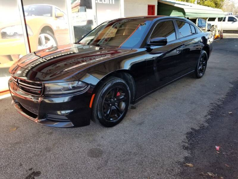 2015 Dodge Charger for sale at Jays Used Car LLC in Tucker GA