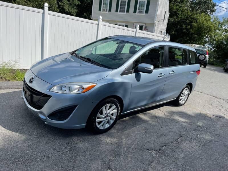2013 Mazda MAZDA5 for sale at MOTORS EAST in Cumberland RI
