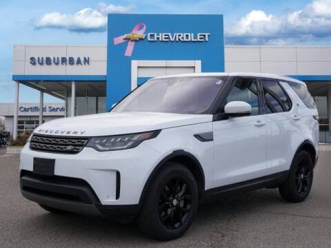 2019 Land Rover Discovery for sale at Suburban Chevrolet of Ann Arbor in Ann Arbor MI