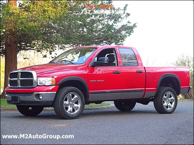 2005 Dodge Ram Pickup 1500 for sale at M2 Auto Group Llc. EAST BRUNSWICK in East Brunswick NJ