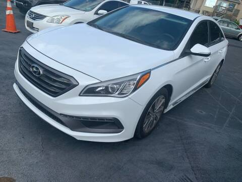 2015 Hyundai Sonata for sale at Capital Mo Auto Finance in Kansas City MO