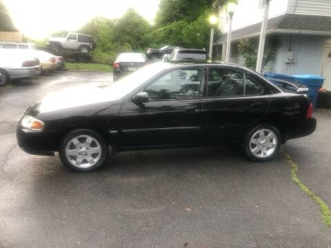 2006 Nissan Sentra for sale at 22nd ST Motors in Quakertown PA
