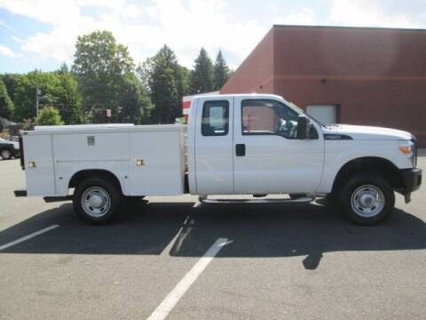 2011 Ford F-250 Super Duty for sale at Tri Town Truck Sales LLC in Watertown CT